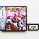 Fire Emblem Requiem - Game + Custom Case GBA Game Boy Advance English Fan Hack