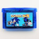 SonicMon - Pokemon Fire Red Hack Game Gameboy Advance GBA  Fan Made