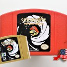 N64 Golden Eye 007 with Mario Characters ROM Hack - Nintendo 64 -  Needs Expansion Pak To Play