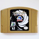 N64 Golden Eye 007 with Sonic Characters ROM Hack - Nintendo 64 -  Needs Expansion Pak To Play