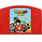 Dragon Ball Z Kart - Mario Kart ROM Hack - Nintendo 64 -  Needs Expansion Pak To Play