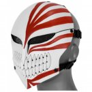 Hollow Death Full Face Wire Mesh Anime Mask