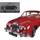 1967 Daimler V8-250 Regency Maroon Limited to 3000pc 1/18 Diecast Model Car by Paragon