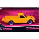 "1973 Datsun 620 Pickup Truck Yellow ""Tokyo Mod"" Maisto Design"