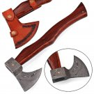 Hook Claw Damascus Steel Functional Outdoor Axe