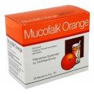 Mucofalk Orange Granules. 20 Sachets. Natural Treatment of Chronic Constipation.