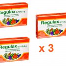 3 x Regulax chewable tablets N6. Helps to treat congestion
