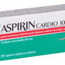 ASPIRIN CARDIO 100mg Gastro Resistant tablets N28 by Bayer