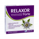 Relaxor Forte Passionflower extract tablets N60. Relaxation and confidence in new situations