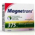 Magnetrans Direct granulate 20 stics 375mg magnesium