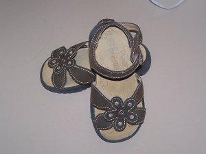 Smart Fit Brown Sandals Size 7