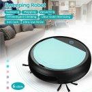 Vacuum Cleaner - Green 4 IN 1 Smart Robot Vacuum Cleaner USB Auto Cleaning Microfiber Mop Floor