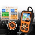 Automotive Tools - Automotive Diagnose Code Reader OBD2 Scanner Car Engine Check Autophix OM126P