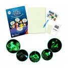 Draw With Light Kid Developing Toys Fun Drawing Board Magic Educational Gift Set