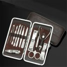 Nail Clippers Manicure Set Grooming Kit Travel Thick Nails Cuticle Set