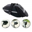 Bicycle Saddle Under Seat Bag Tail Pouch Cycling Rear Storage Waterproof