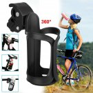 Cup Holder Cycling Beverage Water Bottle Cage Mount Drink Bicycle Handlebar