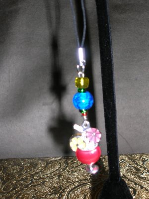 Mixed drink charm