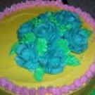 Funky Rose cake
