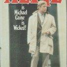 ALFIE (1966) - VHS VIDEO - MICHAEL CAINE