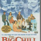 THE BIG CHILL (1983) - VHS VIDEO - KEVIN KLINE - 15TH ANNIVERSARY EDITION