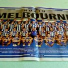 HERALD SUN POSTER - NORTH MELBOURNE FC AFL SEASON 2020