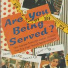 ARE YOU BEING SERVED? (1991) - VHS VIDEO - MOLLIE SUGDEN - 3 EPISODES