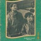 CAPTAINS COURAGEOUS (1937) - VHS VIDEO - SPENCER TRACY - ORIGINAL CEL BOX