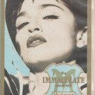 MADONNA - THE IMMACULATE COLLECTION (1990) - VHS VIDEO