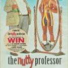 THE NUTTY PROFESSOR (1996) - VHS VIDEO - EDDIE MURPHY - EX RENTAL