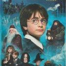 HARRY POTTER & THE PHILOSOPHERS STONE (2001) - VHS VIDEO - DANIEL RADCLIFFE