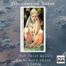 Print your letters yourself Tarot Deck Decameron Tarot more gift