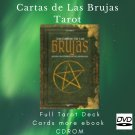 Print your letters yourself Tarot Deck Cartas de Las Brujas more gift