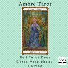 Print your letters yourself Tarot Deck Ambre Tarot more gift