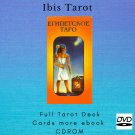 Print your letters yourself Tarot Deck Ibis Tarot  more gift