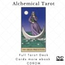 Print your letters yourself Tarot Deck Alchemical Tarot more gift