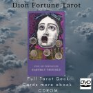 Print your letters yourself Tarot Deck Dion Fortune Tarot more gift