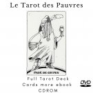 Print your letters yourself Tarot Le Tarot des Pauvres more gift