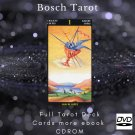 Print your letters yourself Tarot Deck Bosch Tarot more gift