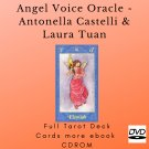 Print your letters yourself Tarot Deck Angel Voice Oracle - A more gift