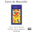 Print your letters yourself Tarot Deck Le Tarot de Marseille  more gift