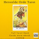 Print your letters yourself Tarot Deck Herstelde Orde Tarot more gift