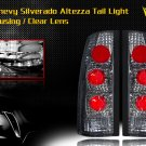 92-99 SUBURBAN/TAHOE/YOUKON ALTEZZA TAIL LIGHT BLACK