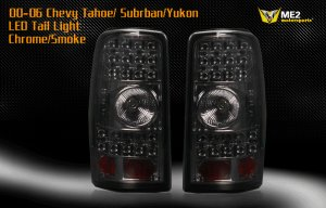 00-06 Chevy Tahoe/Suburban/Yukon LED TailLight SMOKE