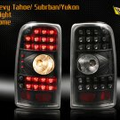 00-06 Chevy Tahoe/Suburban/Yukon LED TailLight BLACK
