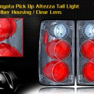 89-95 TOYOTA PICK UP ALTEZZA TAIL LIGHT CARBON FIBER