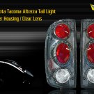 01-04 TOYOTA TACOMA ALTEZZA TAIL LIGHT JDM CARBON FIBER
