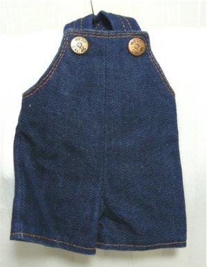 Short Bib Overalls for Boots Tyner Dolls: Tyner Togs by Abbie Tyner, NP