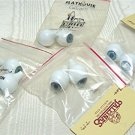 4 Sets of 18mm Doll Eyes: 2 Tallina's in Blue & Grey, 1 Monique in Green, 1 Playhouse in Grey, NIP