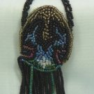 Pretty Little Beaded Purse for a Special Doll, NOS